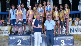 Ζερβός: Διεθνές τουρνουά το 2020 μαζί με Καραμπέτσο