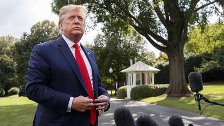 ΗΠΑ: Ο Τραμπ ζήτησε «ευελιξία» για τις κυρώσεις κατά της Τουρκίας
