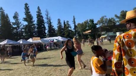 ΗΠΑ: Τρόμος στην Καλιφόρνια – Πυροβολισμοί σε φεστιβάλ φαγητού