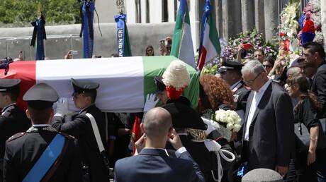 Ιταλία: Πένθος στη χώρα για τον 35χρονο αστυνομικό που σκότωσε Αμερικανός τουρίστας (pics)