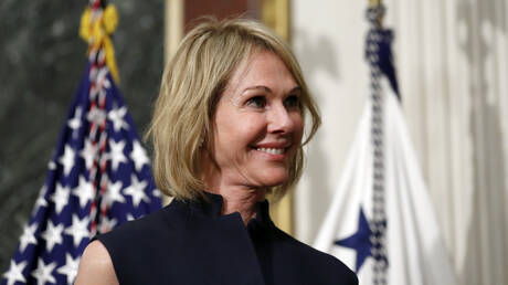 Κέλι Κραφτ: Αυτή είναι η «εκλεκτή» ΗΠΑ στον ΟΗΕ