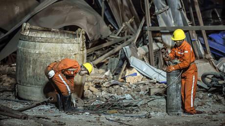 Κίνα: Ισχυρή έκρηξη σε εργοστάσιο αεριοποίησης – Δύο νεκροί και πολλοί αγνοούμενοι (vid)
