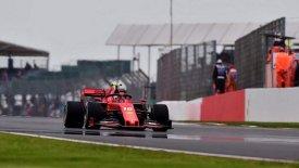 Λεκλέρ: «Είμαι πολύ χαρούμενος, έφτασα πολύ κοντά στις Mercedes»