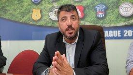 Λεουτσάκος: «Στη Football League έχουν εξασφαλισμένα τηλεοπτικά»