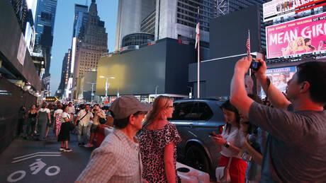 Νέα Υόρκη: «Χάος» στο Μανχάταν από πολύωρο μπλακ άουτ (pics&vids)