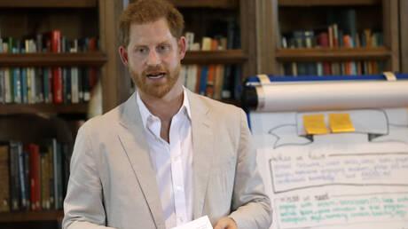 Ο πρίγκιπας Χάρι για τον ρατσισμό και την κλιματική αλλαγή