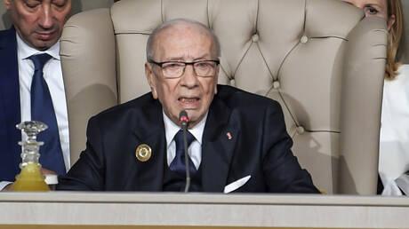 Πέθανε ο πρόεδρος της Τυνησίας