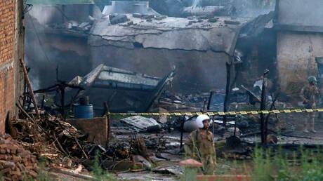 Πακιστάν: 17 νεκροί από συντριβή στρατιωτικού αεροσκάφους
