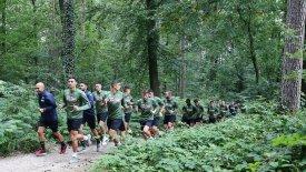 Παναθηναϊκός: Το χαλάρωμα των «πράσινων» στο δάσος του Όστερμπεεκ (vid)