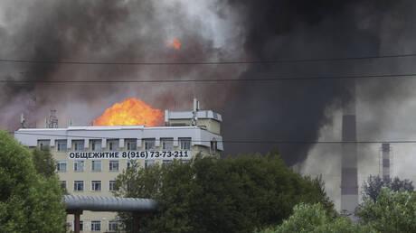 Ρωσία: Φονική πυρκαγιά σε θερμοηλεκτρικό σταθμό (pics&vid)