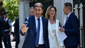 Συγχαρητήρια Αυγενάκη στον Τεντόγλου: «Συνέχισε να αποτελείς παράδειγμα» (pic)