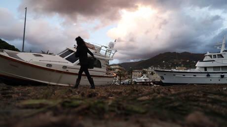 Σφοδρές βροχοπτώσεις πλήττουν την Ιταλία – Τρεις νεκροί