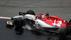 Τιμωρία για τις Alfa Romeo, στους βαθμούς Χάμιλτον και Κούμπιτσα!