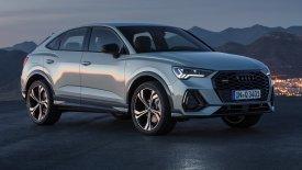 Το νέο Audi Q3 μεταμορφώνεται σε κουπέ! (pics & vid)