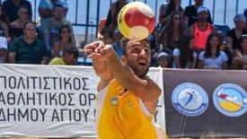 Τρίτη θέση στην Ελλάδα για Μεθενίτη/Σπανού και Μπανιώτη/Τερζόγλου