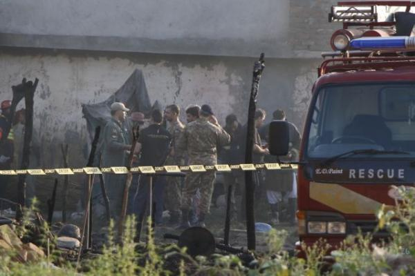 Τραγωδία στο Πακιστάν: Συνετρίβη στρατιωτικό αεροσκάφος- 17 νεκροί