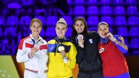 Χάλκινο μετάλλιο στο Παγκόσμιο πρωτάθλημα Ξιφασκίας η Γκουντούρα! (pic)