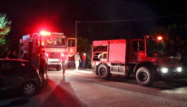 Καλαμάτα: Ρομά επιτέθηκαν σε πυροσβέστες