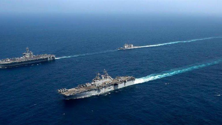 Υπέρ μιας ναυτικής αποστολής στο Στενό του Ορμούζ αρκετές χώρες της ΕΕ