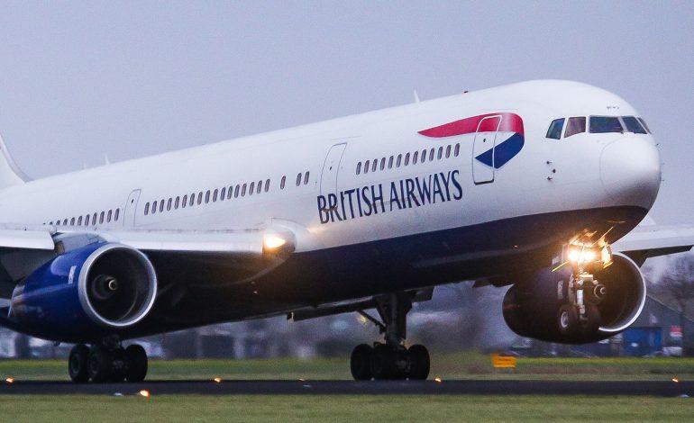 Η British Airways διακόπτει για 7 ημέρες τις πτήσεις προς το Κάιρο