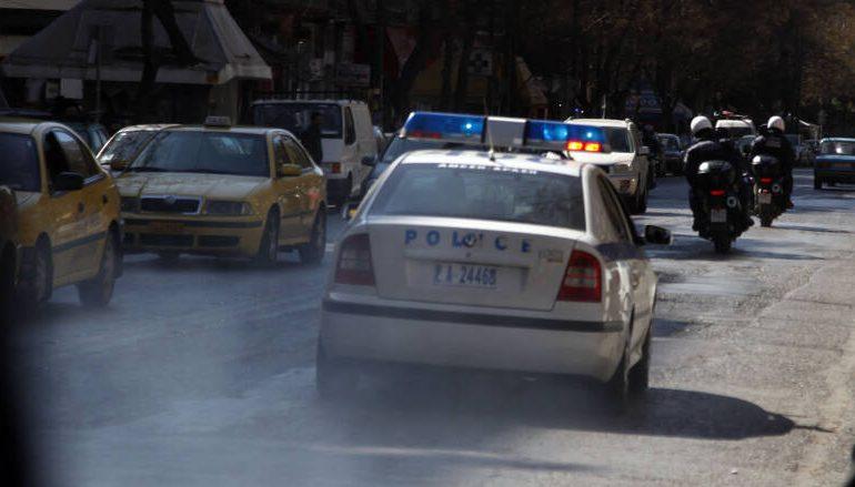 Μενίδι:  τρεις τραυματίες αστυνομικοί σε καταδίωξη