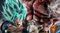 Ο Goku σε μορφή Super Saiyan Blue στο Jump Force - Jump Force PlayStation 4