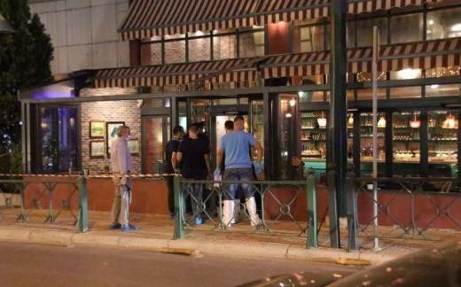 Βίντεο ντοκουμέντο από την δολοφονία στην καφετέρια στο Περιστέρι
