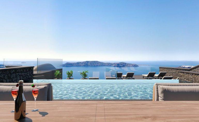 Kivotos Santorini: Ένα luxury συγκρότημα με 8 μοναδικές σουίτες και απεριόριστη θέα στο Ημεροβίγλι