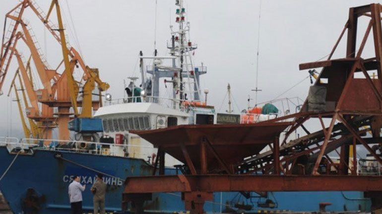 Απελευθερώθηκε το ρωσικό αλιευτικό που είχε κατασχεθεί από τη Βόρεια Κορέα