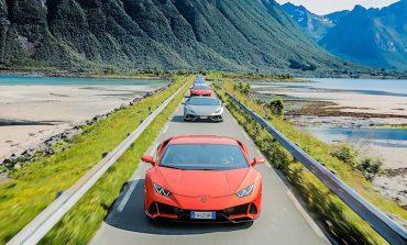 Ένα ονειρικό ταξίδι με το κορυφαίο supercar