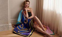 H limited edition συλλογή της Louis Vuitton με μαντήλια δια χειρός του καλλιτέχνη Alex Israel