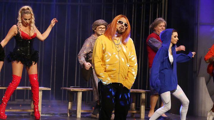 Μάρκος Σεφερλής: Η μεταμφίεσή του σε Sin Boy στη νέα του παράσταση!