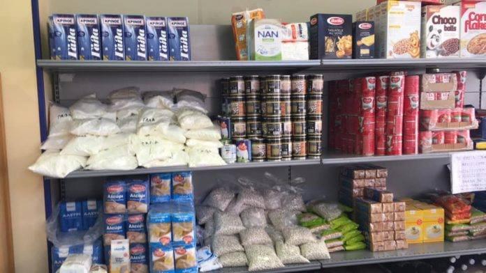 Διανομή τροφίμων σε Κηφισιά και Νέα Ερυθραία από το Δήμο