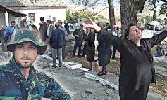 Επεισόδιο με Αλβανούς δημοσιογράφους στο μνημόσυνο του Κατσίφα