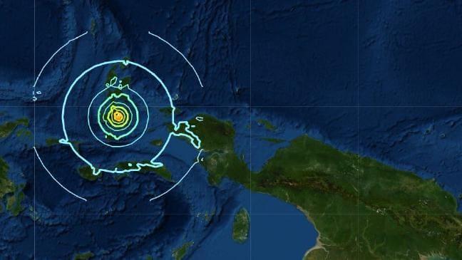 Ισχυρός σεισμός 7,3 Ρίχτερ στην Ινδονησία