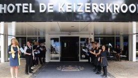 Aστέρας Τρίπολης: Υποδοχή με ελληνικές σημαίες στην Ολλανδία (pics)