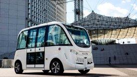 Aυτόνομο λεωφορείο παρέσυρε πεζή στην Αυστρία