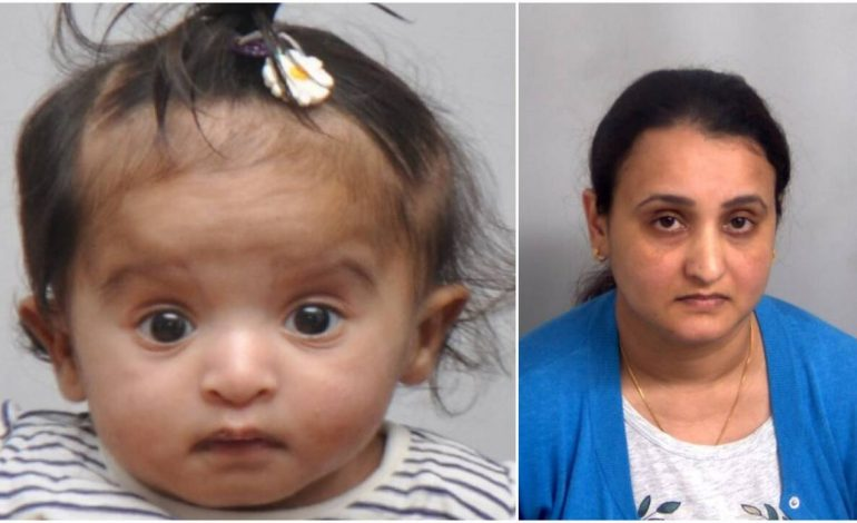 Ξυλοκόπησε και σκότωσε το παιδί της γιατί ήταν άρρωστο