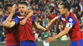 Champions League: Ανατροπή πρόκρισης η Βασιλεία, εύκολα Σέλτικ, Ντιναμό (vids)