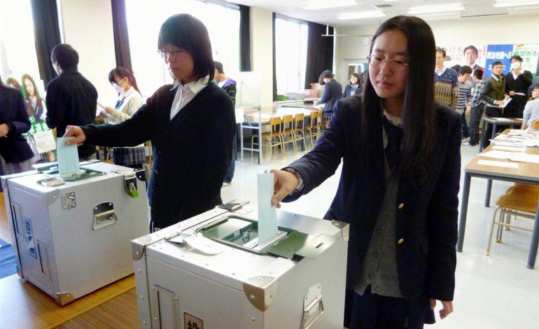 Ιαπωνία: Σε εξέλιξη η ψηφοφορία για την ανάδειξη των νέων μελών της άνω Βουλής
