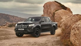 Mercedes-Benz X-Class TheRock Edition, ένα κορυφαίο Pick-Up