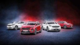 Nέο ρεκόρ πανευρωπαϊκών πωλήσεων εξαμήνου για την Kia