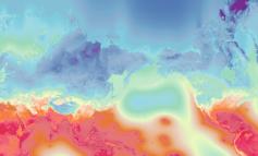 Ο καιρός των άκρων την Τετάρτη με 43 βαθμούς και… χαλάζι