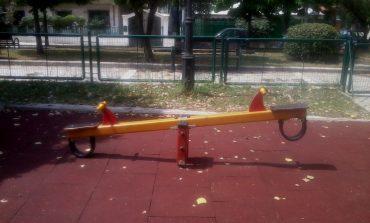 ΔΕΛΤΙΟ ΤΥΠΟΥ.  Συντηρημένο και ασφαλές το σύνολο των παιδικών χαρών που λειτουργούν στον Δήμο Αμαρουσίου