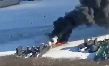 Φωτιά σε ρωσικό υποβρύχιο με 14 ναύτες νεκρούς