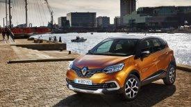 Renault Captur: Γαλλική φινέτσα με πρακτικό περιεχόμενο