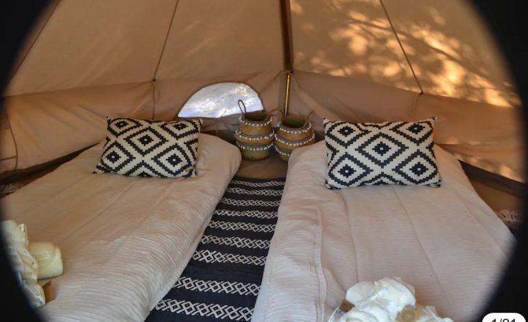 Γαύδος: Επιτήδεια επιχειρηματίας νοίκιαζε… σκηνές μέσω… Airbnb!