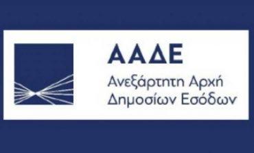 Καλοκαιρινό «σαφάρι» κατά της φοροδιαφυγής από την ΑΑΔΕ
