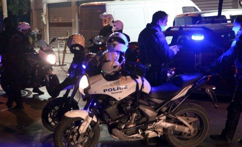 Θεσσαλονίκη : Μεγάλη επιχείρηση της αστυνομίας – Πάνω από 100 προσαγωγές αλλοδαπών