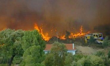 Υπό έλεγχο η μεγάλη πυρκαγιά στην Πορτογαλία